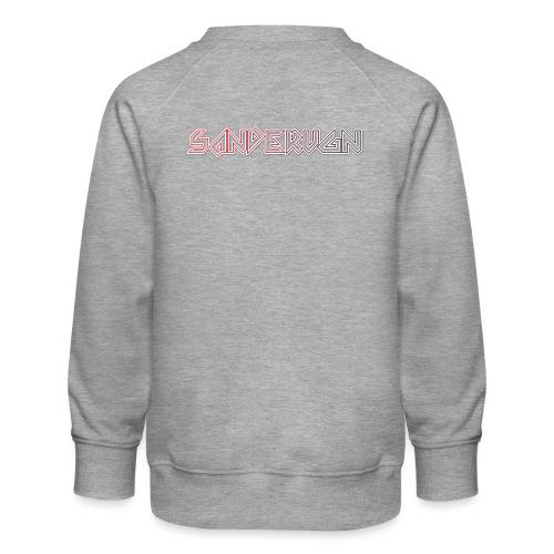 logoshirts - Kinderen premium sweater