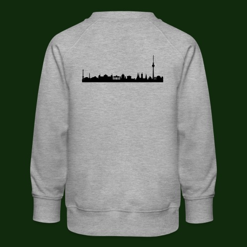 Berlin Skyline - Kinder Premium Pullover