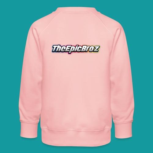 TheEpicBroz - Kinderen premium sweater
