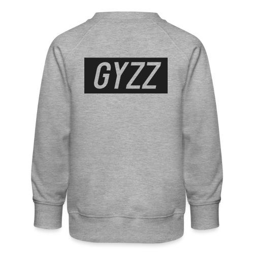 Gyzz - Børne premium sweatshirt