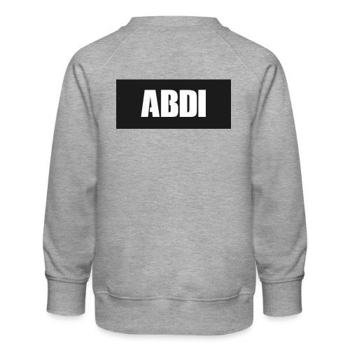 Abdi - Kids' Premium Sweatshirt
