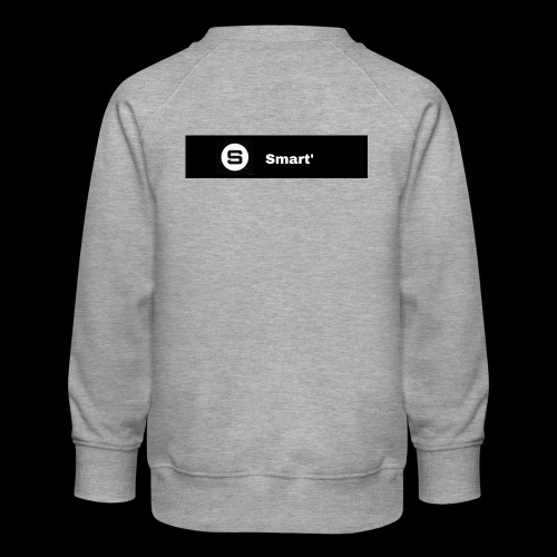 Smart' BOLD - Kids' Premium Sweatshirt