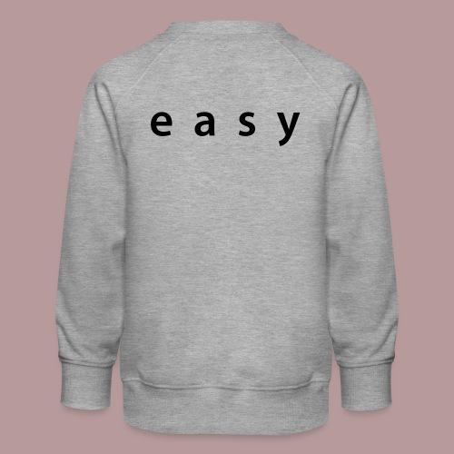 Vêtement easy - Sweat ras-du-cou Premium Enfant