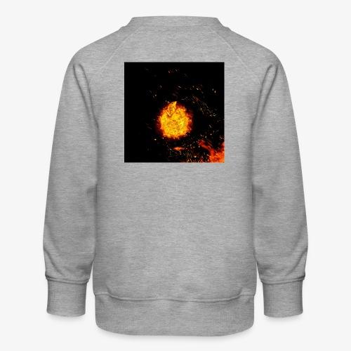 FIRE BEAST - Kinderen premium sweater