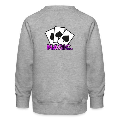 Magic! - Kids' Premium Sweatshirt