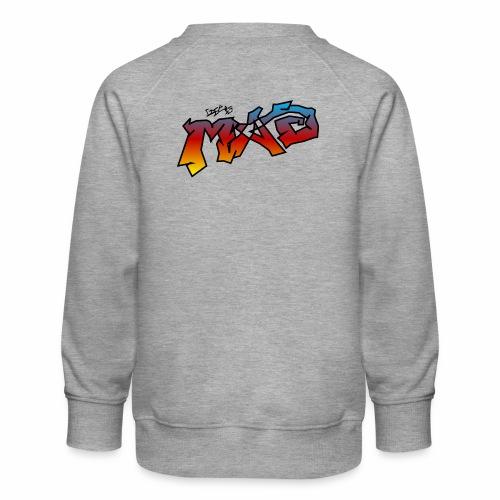 Life Is MAD CGI Makeover TM collaboration - Kids' Premium Sweatshirt