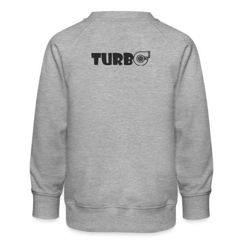 turbo - Kids' Premium Sweatshirt