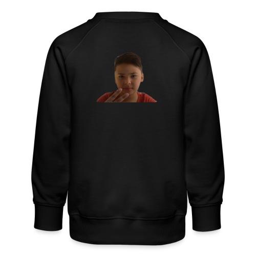 WIN 20170901 115015 burned 1 - Kinderen premium sweater