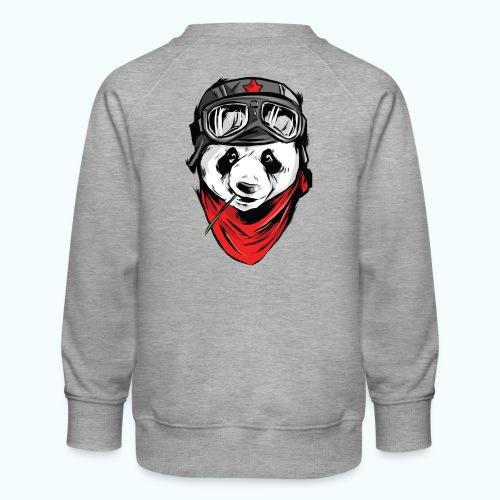 Panda pilot - Kids' Premium Sweatshirt