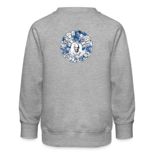 SELBST - Erkenntnis - Kinder Premium Pullover
