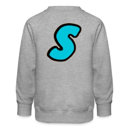 Hoedie Stijnson logo - Kinderen premium sweater
