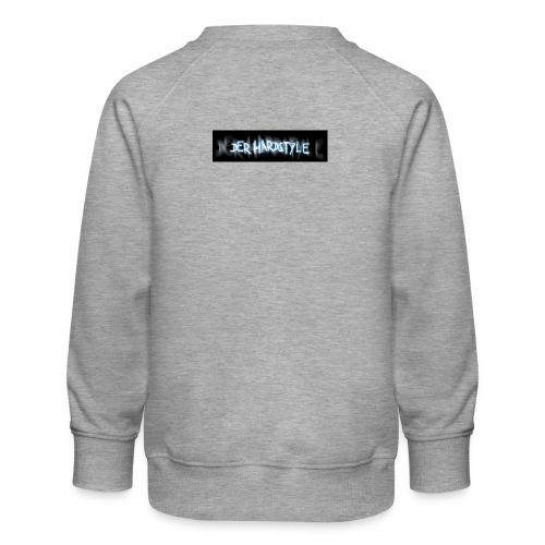 DerHardstyle.ch Kleines Logo - Kinder Premium Pullover