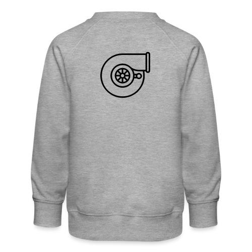 Turb0 - Kids' Premium Sweatshirt