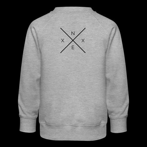 NEXX cross - Kinderen premium sweater