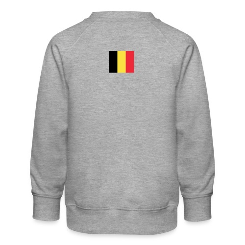 vlag be - Kinderen premium sweater