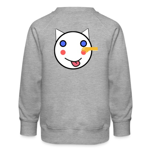 Alf Cat With Friend | Alf Da Cat - Kids' Premium Sweatshirt