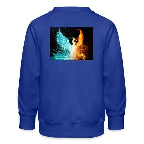 Elemental phoenix - Kids' Premium Sweatshirt