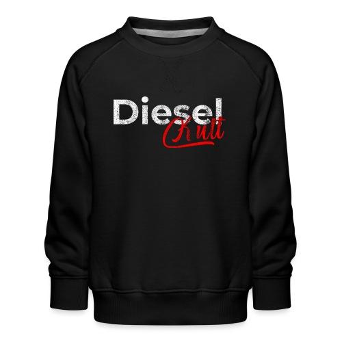 Dieselkult by Dieselholics I Für Diesel Freunde - Kinder Premium Pullover