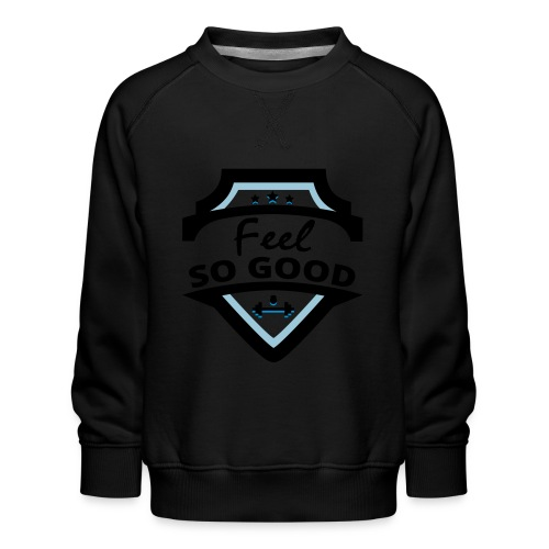 feelsogood white - Kinderen premium sweater