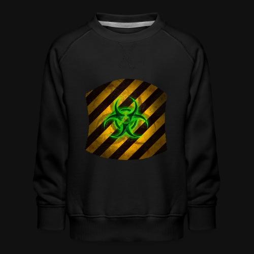 Biohazard v3 - Kinder Premium Pullover
