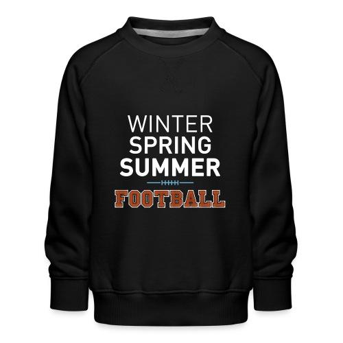 4 Seasons - American Football - Kinder Premium Pullover
