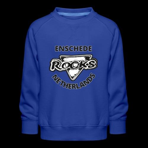 Rocks Enschede NL B-WB - Kinderen premium sweater