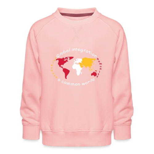 TIAN GREEN - Global Integration - Kinder Premium Pullover