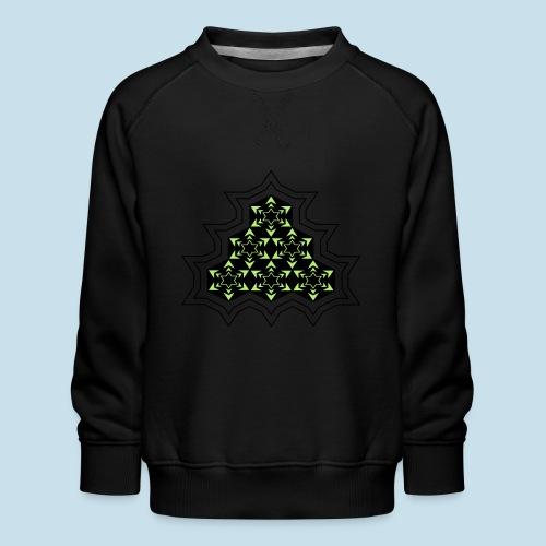 Stern - Kinder Premium Pullover
