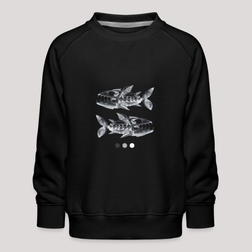 Fish05 - Kids' Premium Sweatshirt