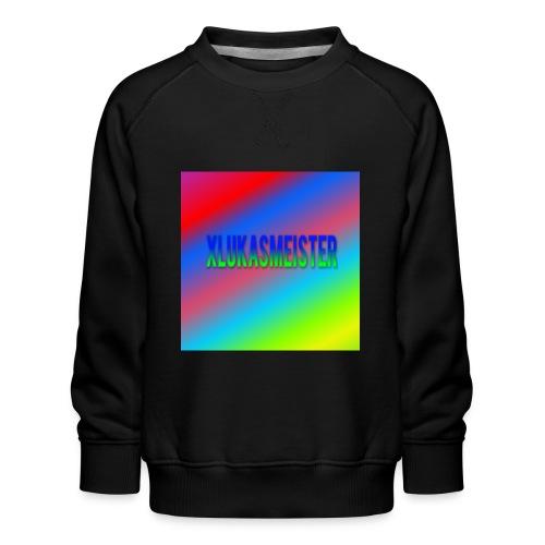 xxkyllingxx minecraft navn - Børne premium sweatshirt