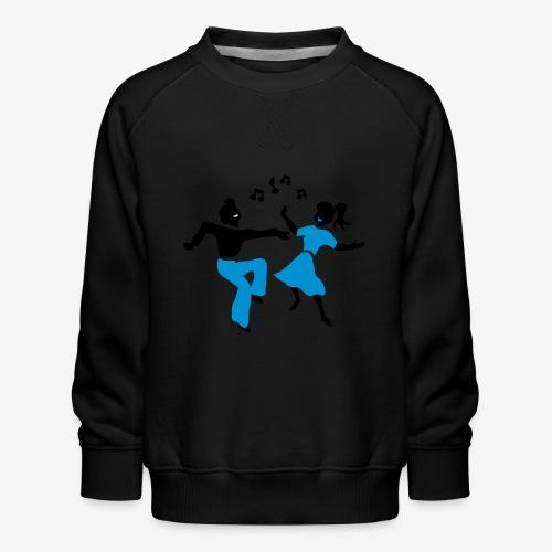 retro dance jive patjila - Kids' Premium Sweatshirt