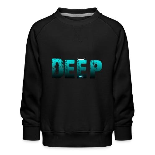 Deep In the Night - Felpa premium da bambini