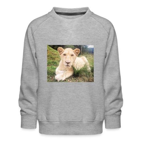 10536 2Cmoomba groot - Kids' Premium Sweatshirt