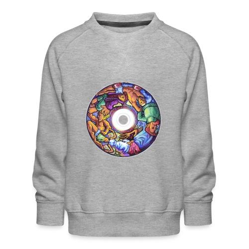 CD - Felpa premium da bambini