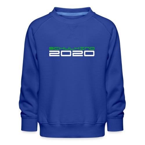 Schulkind2020 - Kinder Premium Pullover
