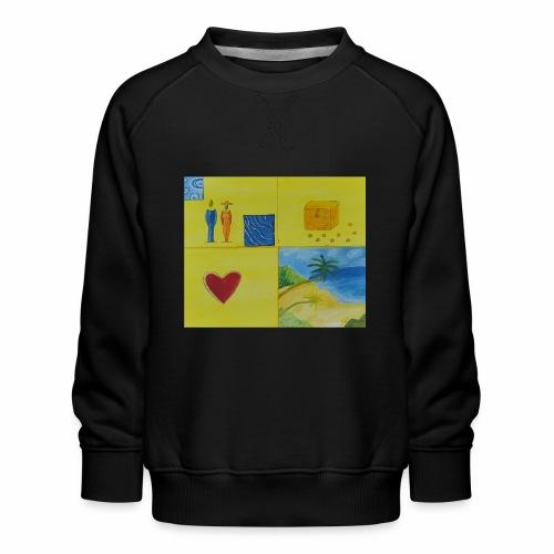 Viererwunsch - Kinder Premium Pullover