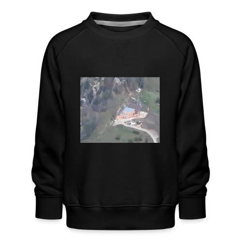 Schobersteinhuette - Kinder Premium Pullover