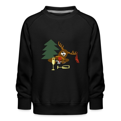 Ugly Christmas Sweater - Kinderen premium sweater