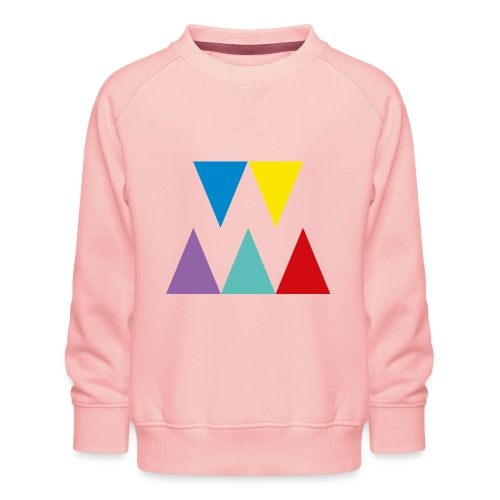Logo We are les filles - Sweat ras-du-cou Premium Enfant