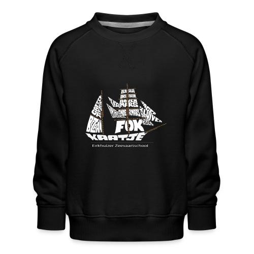 EZS T shirt 2013 Back - Kinderen premium sweater