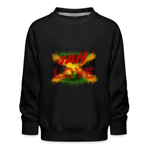 jah love - Sweat ras-du-cou Premium Enfant