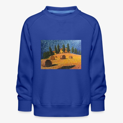tuscany - Kids' Premium Sweatshirt