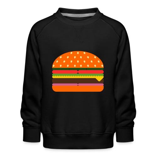 burger 3437618 - Kinder Premium Pullover