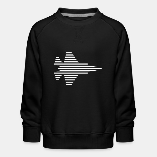 F-35 Lightning II | F 35 | F35 | combat aircraft - Kids' Premium Sweatshirt