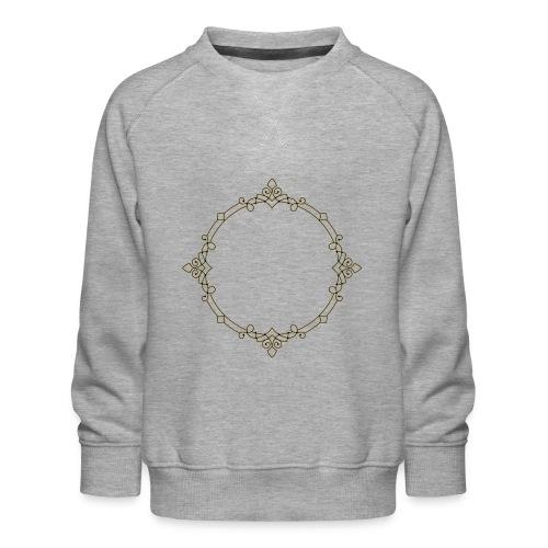 MONOGRACIA | BY VALORSTUDIO | - Kinderen premium sweater