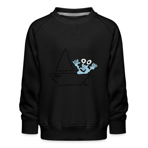 Segelmonster Sylt - Kinder Premium Pullover