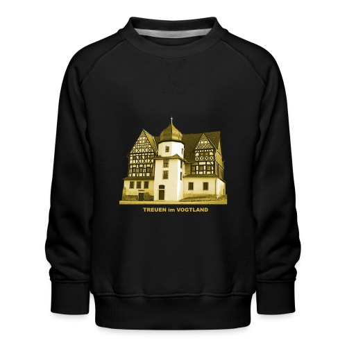 Treuen Schloss Vogtland Sachsen Treba - Kinder Premium Pullover