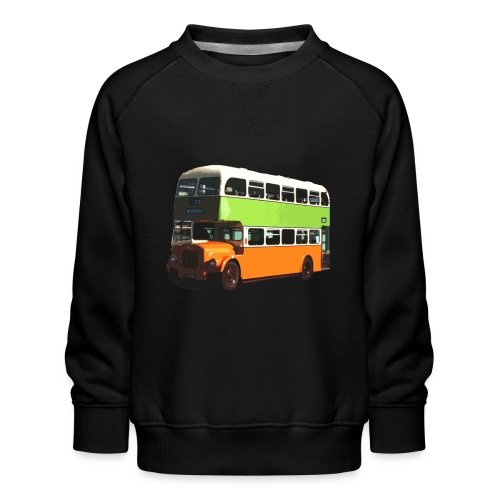 Glasgow Corporation Bus - Kids' Premium Sweatshirt
