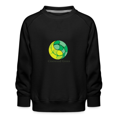 Cinewood Green - Kids' Premium Sweatshirt
