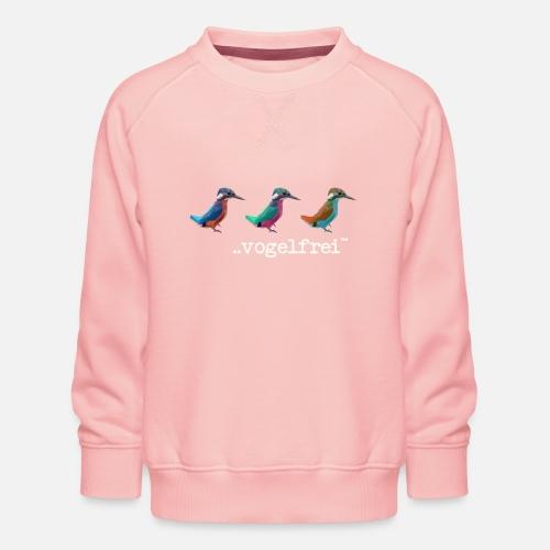 geweihbaer Vogelfrei - Kinder Premium Pullover